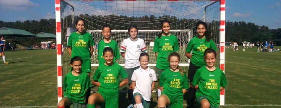 THE INTERNATIONAL SCHOOLS FOOTBALL TOURNAMENT HELD IN SOTOGRANDE