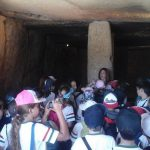 "VISIT TO THE ""ALCAZABA"" AND DOLMENS OF ANTEQUERA 3"