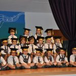 GRADUATION OF OUR RECEPTION PUPILS IN JUNE 2016 1