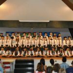 GRADUATION OF OUR YEAR 6 STUDENTS. JUNE 2016 1