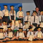 GRADUATION OF OUR YEAR 6 STUDENTS. JUNE 2016 7