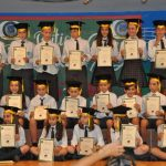 GRADUATION OF OUR YEAR 6 STUDENTS. JUNE 2016 8