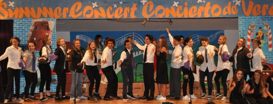 SECONDARY DRAMA AND MUSIC PRODUCTIONS 2016 - 13