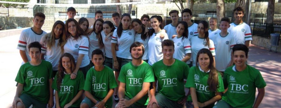 STUDENTS FROM THE BRITISH COLLEGE CELEBRATED SPORTS DAY - 3