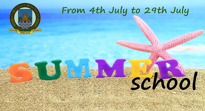 Summer School 2016 at The British College
