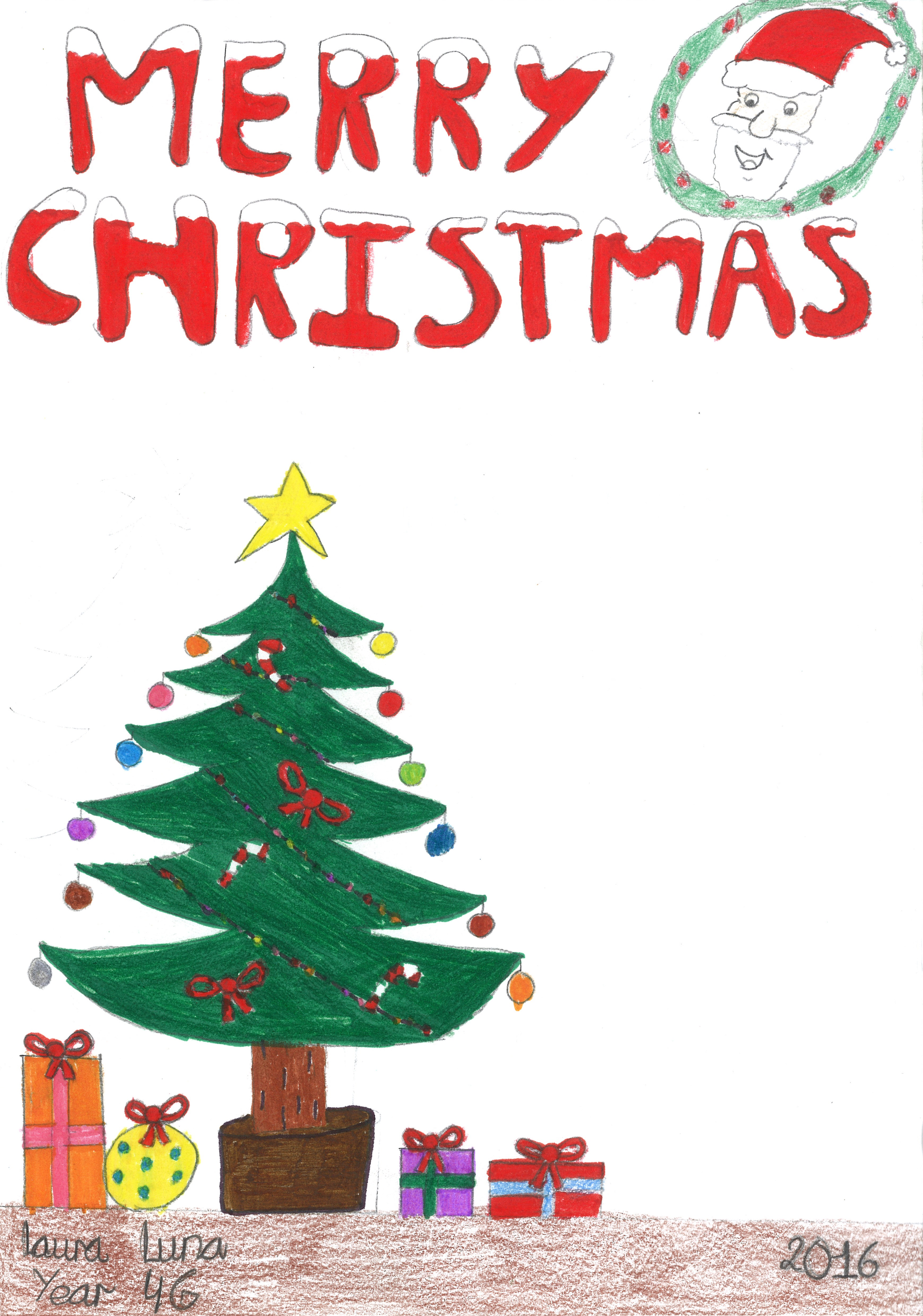 Christmas Concert / Fayre Programme 2016 - The British College
