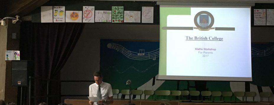 Primary Maths Workshop 3