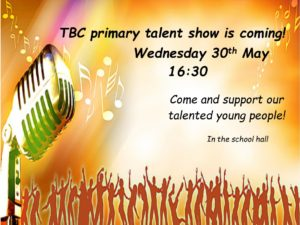 primary talent show