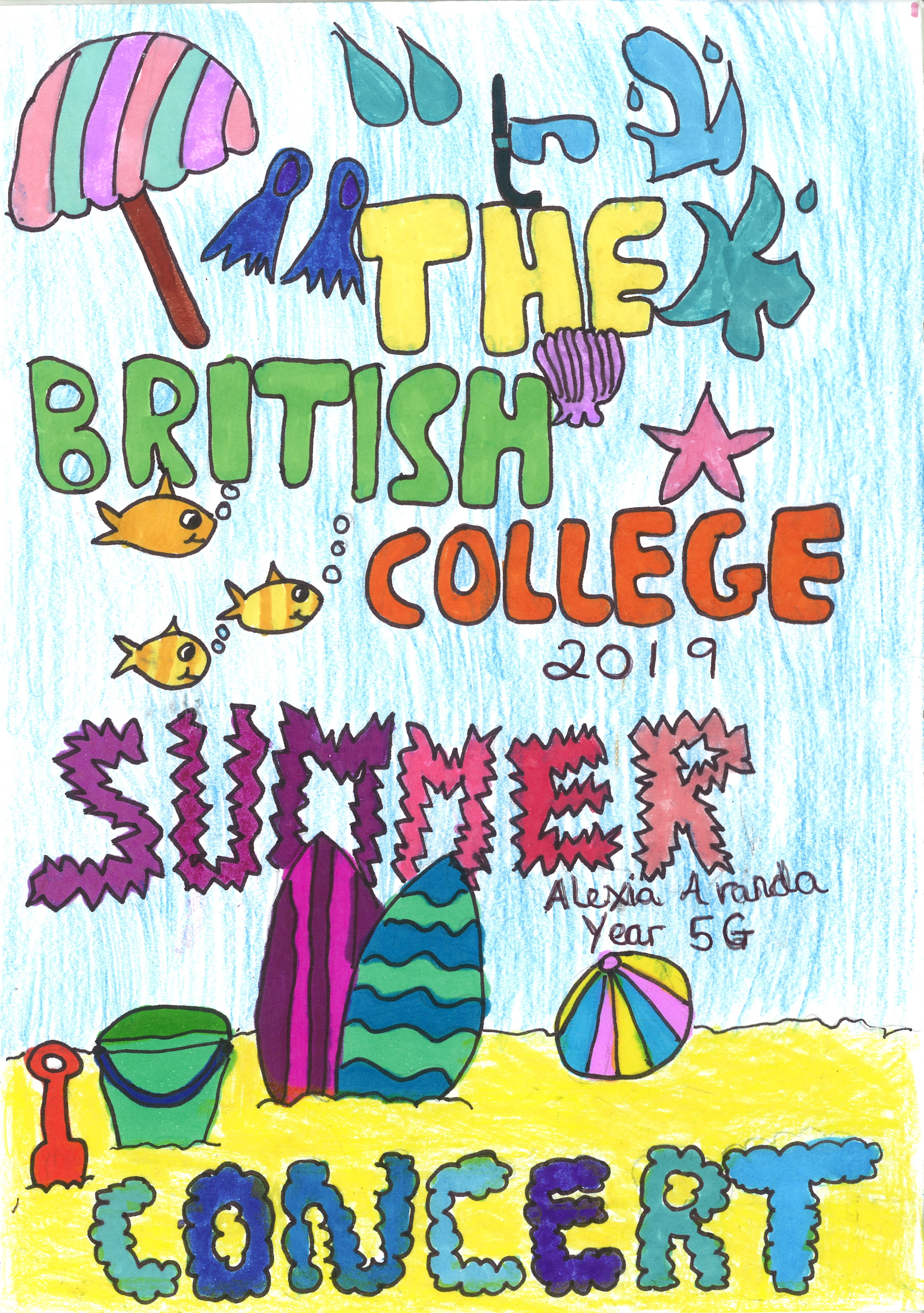 We are The British College  Our students make the future