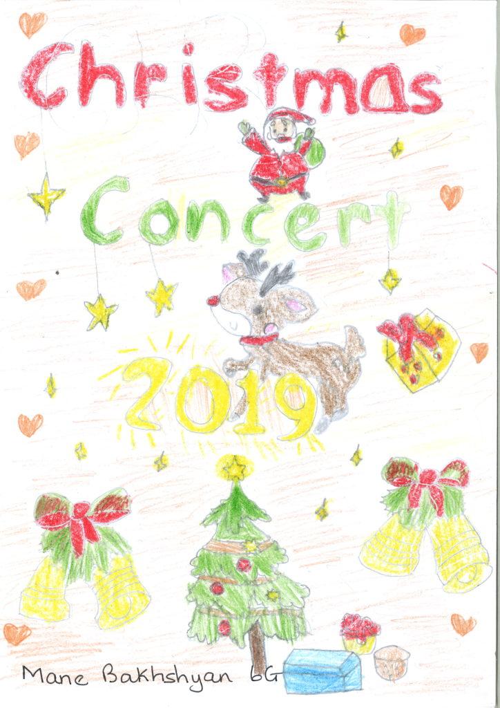 Christmas Concert 2019 - 2