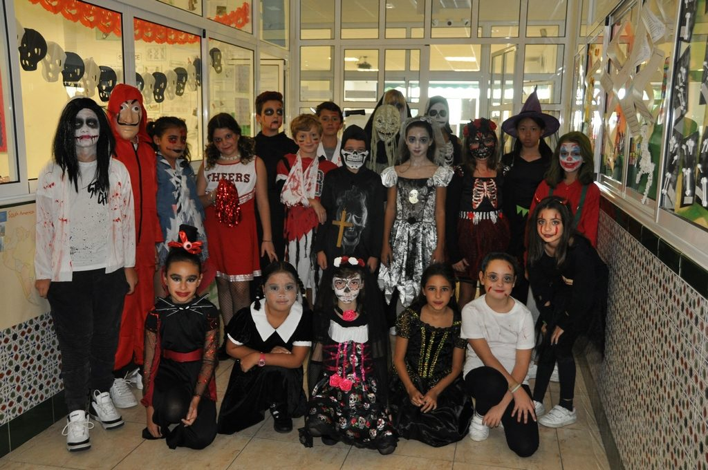 The British College - Halloween 2019 - 1