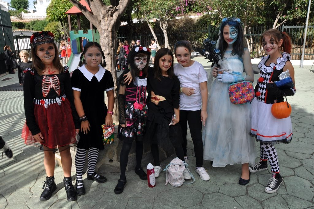 The British College - Halloween 2019 - 11