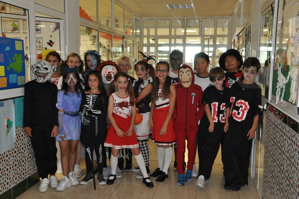 The British College - Halloween 2019 - 2
